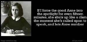 Anne Frank's Last Diary Entry is Revealing and Heartbreaking [Video]