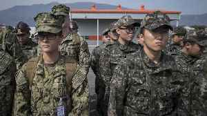 News video: US, South Korea Could Announce Pause Of 'Large-Scale' Joint Exercises
