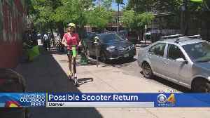 News video: Denver Issues Invitation To Dockless Scooter Companies To Try Again