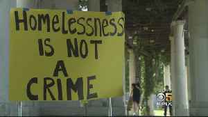 News video: Rally For Respect After Jogger Throws Homeless Man's Belongings Into Lake Merritt