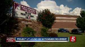News video: Maplewood High's Project LIT Holds 1st Summit