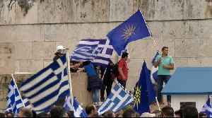 News video: Greek PM Tsipras survives no confidence vote over Macedonia deal