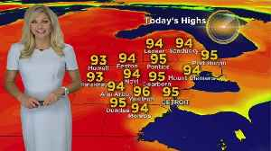 News video: First Forecast Weather June 17, 2018 (Morning)