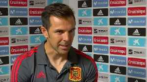 News video: Players are strong enough to cope with the Lopetegui turmoil, Marchena says