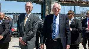 News video: Bernie Sanders declines to back his son in New Hampshire congressional race