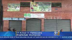 News video: Tear Gas Explosion Prompts Deadly Nightclub Stampede