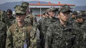 News video: US, South Korea Could Announce Pause of Some Joint Drills