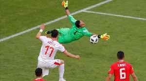 News video: Serbia Beats Costa Rica 1-0 On Free-Kick Goal