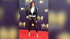 News video: Teen Mom's Farrah Abraham Steps Out After Arrest for Battery at the MTV Movie & TV Awards
