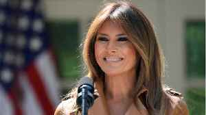 News video: Melania Trump Breaks Silence On Migrant Family Separations