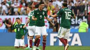 News video: Mexico Delivers 'Biggest Win Of Its Modern World Cup History' With Victory Over Germany