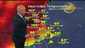News video: WBZ Afternoon Forecast For June 17