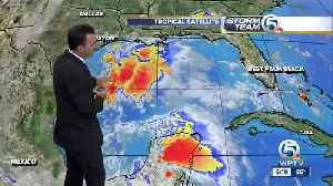 News video: South Florida weather 6/17/18 - 6pm report