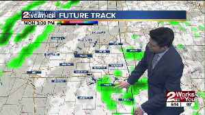 News video: Sunday Evening Weathercast