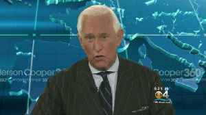 News video: Former Trump Operative Roger Stone Met With Russian Who Wanted $2M For Clinton Dirt