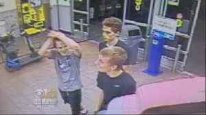 News video: Police Identify 4 Teens After 30 Cars Vandalized In Frederick Co.