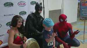 News video: Canterbury Park Hosts Father's Day 'Super Dads & Super Heroes' Event