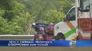 News video: Medical Examiner Called To North Fayette Twp. Motorcycle Crash