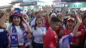 News video: Panama might have lost 3-0 to Belgium, but don't tell their fans