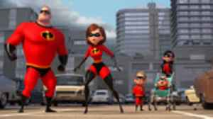 News video: Holly Hunter, Samuel L. Jackson,  Bob Odenkirk, Craig T. Nelson and More   'Incredibles 2' Voice Cast