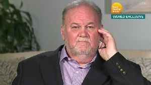 News video: Thomas Markle: Prince Harry Said