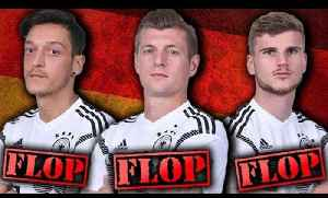News video: Germany 0-1 Mexico | Are Germany Going To Be The Biggest World Cup Flops?! #WCReview