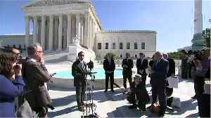 News video: Supreme Court Ignores Major Rulings On Gerrymandering
