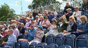 News video: Tennis Comes to Ilkley