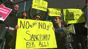 News video: Justice Dept. Attempts To Limit Sanctuary Cities Order
