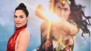 News video: Background Actor Gets Booted For Set Of New Wonder Woman Movie