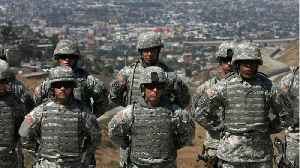 News video: Some States Are Refusing To Send Troops To The Border