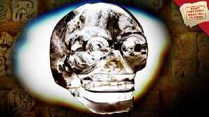 News video: Stuff They Don't Want You to Know: Crystal Skulls   CLASSIC