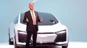Audi's CEO Arrested In Germany Over Concerns Of Evidence Suppression [Video]