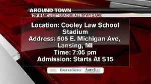 News video: Around Town 6/18/18: Midwest League All Star Game