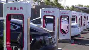 News video: Tesla CEO Elon Musk Says Saboteur Caught Within Company's Ranks