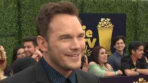 News video: Chris Pratt Touchingly Reveals When His Son Jack Looks Up to Him the Most (Exclusive)
