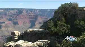 News video: Broken pipe curbs water usage for Grand Canyon's North Rim