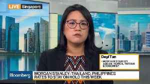 News video: Philippine Central Bank May Leave Rates Steady This Week, Tan Says
