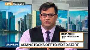 News video: Investors Should Pay Careful Attention to U.S.-China Trade Dispute, Jooste Says