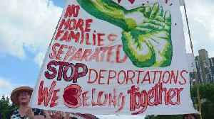 News video: Minneapolis Protesters March Against Family Separation At U.S.-Mexico Border