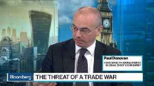 News video: Trade Tariffs Are 'Ineffective Sabre Rattling,' Says UBS's Donovan