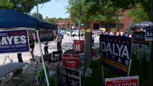 News video: Early Voting Continues In Maryland
