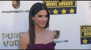 News video: Sandra Bullock was too afraid to work with Harvey Weinstein