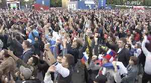 News video: Football fever grips the world