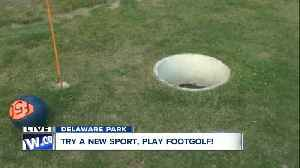 News video: What you need to know about FootGolf