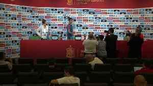 News video: There are no favorites to win the World Cup, says Isco Alarcon