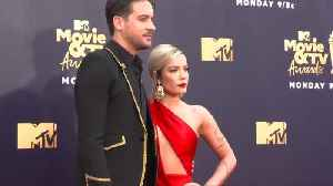 News video: Up to the minute fashion on MTV Movie & TV Awards carpet