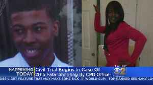 Trial To Begin In Lawsuit Over 2015 Fatal Police Shooting Of Quintonio Legrier