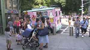 News video: New York, New Jersey Schools Closing Early Due To Heat Forecast