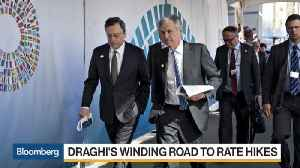 News video: ECB Forum in Sintra Gathers Divergent Central Banks